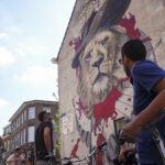 Street art in Breda: de stad als openluchtmuseum